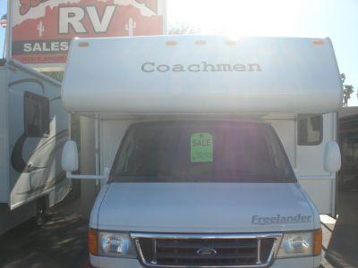 2007 Coachmen Freelander 2600 SO