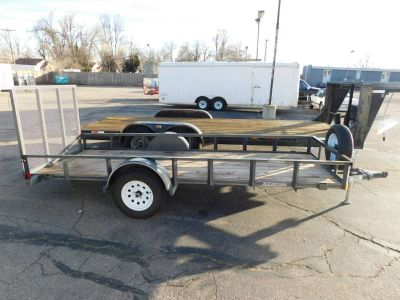 2015 Innovation 7 SA-USingle axel Trailer - Utility Trailers Loveland, CO