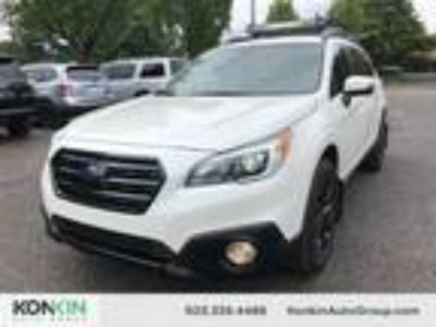 2016 Subaru Outback 2.5i Limited 2.5L H4 175hp 174ft. lbs.