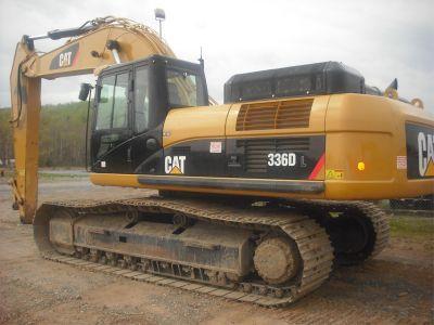 2011 CAT 336DL
