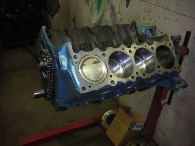 Buy Pontiac Firebird 400 WZ 67 69 4SPD Rebuilt Shortblock Forged Pistons 068 Cam motorcycle in Grand Rapids, Michigan, United States, for US $3,995.00