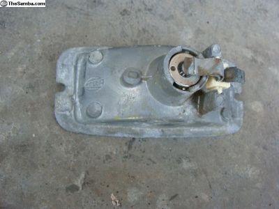 Reverse light bulb bracket