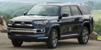 2019 Toyota 4Runner Limited (Midnight Black Metallic)