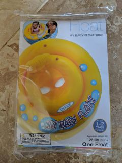 Brand New Swimming Float Ring for Baby