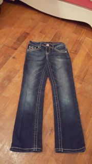 Girls size 7R jeans