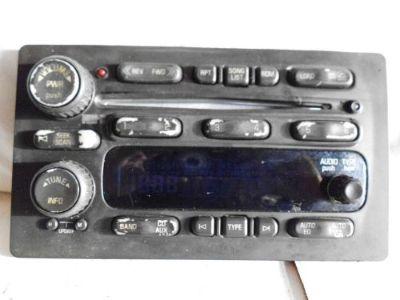 Sell 03 04 05 Chevrolet Gmc Cadillac Isuzu Radio 6 Cd Control Panel 10359577 motorcycle in Williamson, Georgia, United States