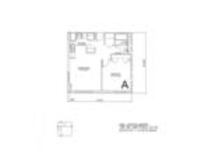 Capitol Centre Court Apartments - One BR 6-9 corner/ 10-15 middle unit
