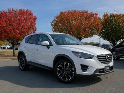 2016 Mazda CX-5 Grand Touring (Crystal White Pearl Mica)