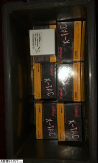 For Sale: NIB, AR-15, 5.56 62gr., green tip ammo (under 30 cents per round), includes 25 free .223 REM. 64gr. tracer rounds