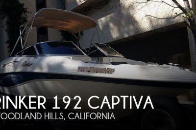 2001 Rinker 192 Captiva