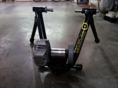 Cycle-ops bike trainer