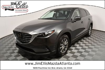 2019 Mazda CX-9 Touring (Machine Gray)