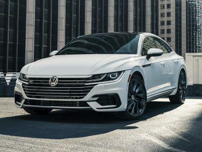2019 Volkswagen ARTEON 2.0T SEL Premium R-Line (Pure White)