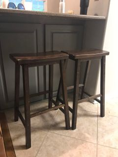 FREE BARSTOOLS! MUST GO TODAY!