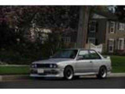 1988 BMW M3 E30 Base Coupe