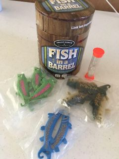 Fish in a Barrel Game - new!