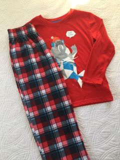 Cat and Jack size 4/5 boys PJs