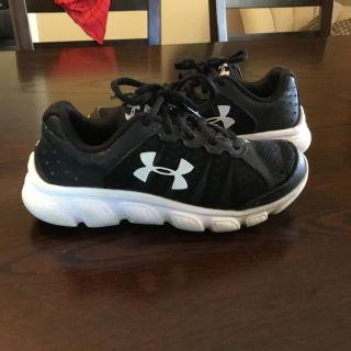 Under Armour Gym Shoes Youth