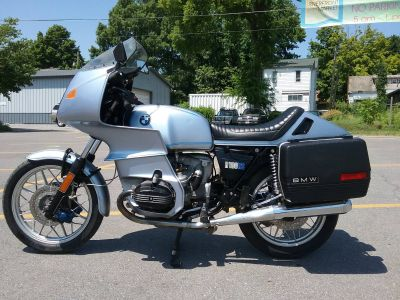 1978 BMW R100RS Street / Supermoto Motorcycles Cape Girardeau, MO