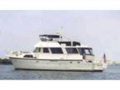 61' Hatteras Cockpit Motor Yacht 1981