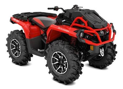 2018 Can-Am Outlander X mr 850 Utility ATVs Chesapeake, VA