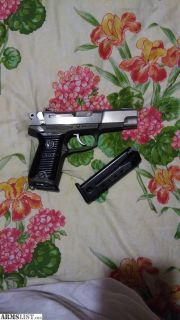 For Trade: Ruger P85 MKII
