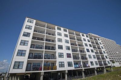 2 Bed Beach Front Condo In Gulf Shores