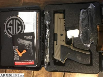 For Sale/Trade: Sig P226 MK25 Navy