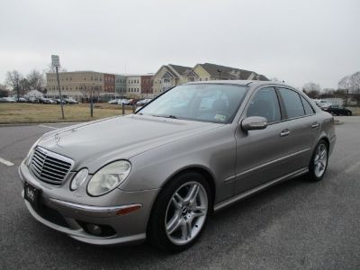 2003 Mercedes-Benz E55 AMG Supercharged CASH OR 10% DOWN WITH CREDIT APPROVAL