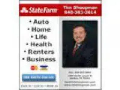Tim Shoopman - State Farm Insurance Agent