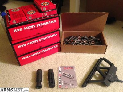 For Sale: Red army 5.45x39