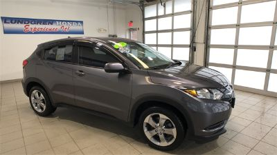 2018 Honda HR-V LX (gray)