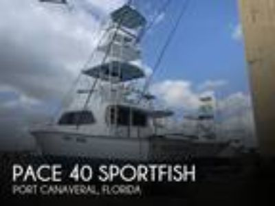 Pace yachts - 40