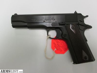 For Sale: NEW Colt 1911 9mm Government