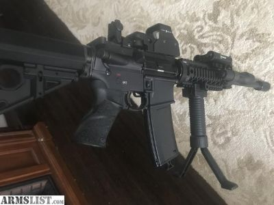 For Sale: Ruger 556 with lots of extras