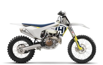 2018 Husqvarna FX 450 Competition/Off Road Motorcycles Woodinville, WA