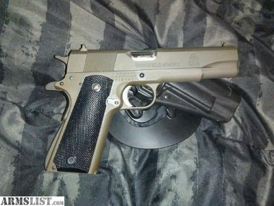 For Sale/Trade: Springfeild1911 a1 for sale/trade