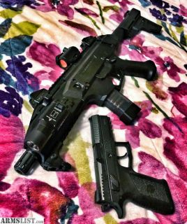 For Trade: CZ Scorpion EVO 3 S1
