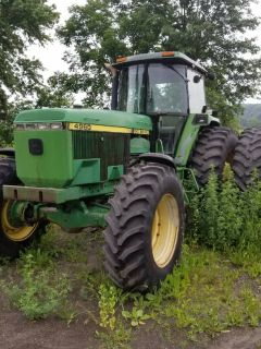 John Deere 4960 for sale in Locke, NY.