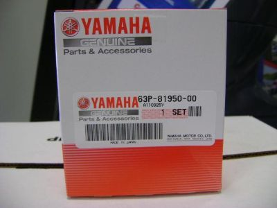 Purchase YAMAHA OUTBOARD TRIM RELAY 63P-81950-00-00 63P819500000 motorcycle in Saint Petersburg, Florida, US, for US $180.00