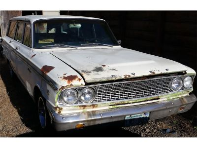 1963 Ford Ranch Wagon