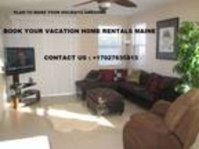 Make an awesome Plan : Rentals by owner Maine