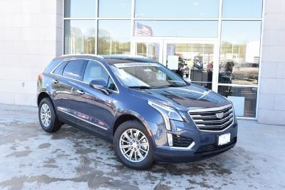 2019 Cadillac XT5 Luxury (Blue Metallic)