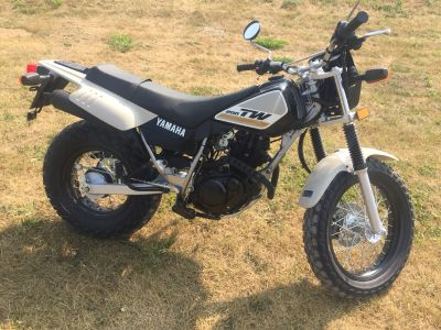 2019 Yamaha TW200 Dual Purpose Motorcycles Sandpoint, ID