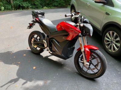 2016 Zero Motorcycles ZERO-SR
