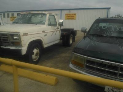 1982 Ford F350 Flatbed