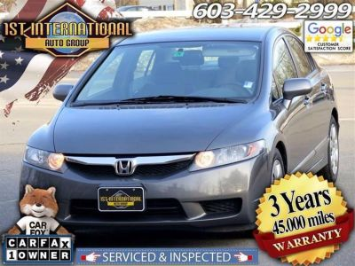 2009 Honda Civic LX (GRAY)