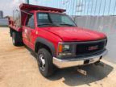 1997 GMC 3500 Dump Truck