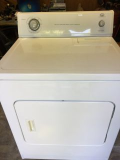 Roper Whirlpool Dryer Extra Large Capicity Electric