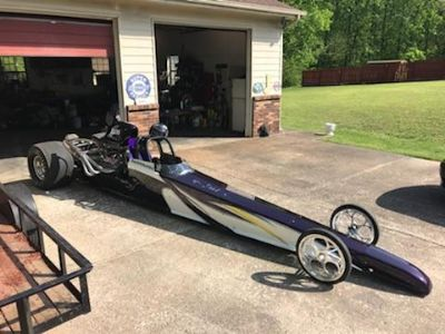 "200"" Suncoast 4-link dragster"